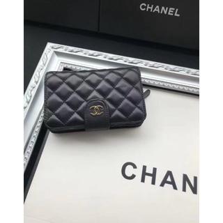 シャネル(CHANEL)のシャネル折り畳み財布(財布)