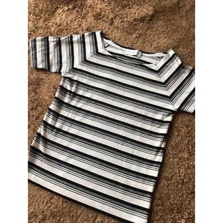 アバンリリー(Avan Lily)のボーダー Tシャツ アーバンリリー(Tシャツ(半袖/袖なし))