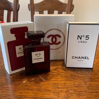 CHANEL - シャネル N°5ローオードゥトワレット 100ml 香水