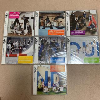 AAA - 【6/6までの期間限定出品】AAA 7作連続シングルCD 7枚セット