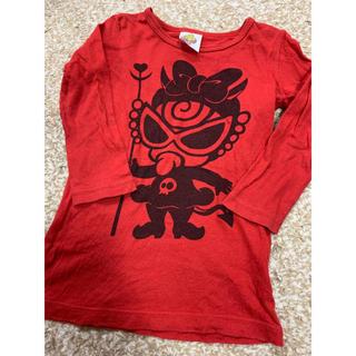 ヒステリックミニ(HYSTERIC MINI)のヒスミニ ロンT(Tシャツ)