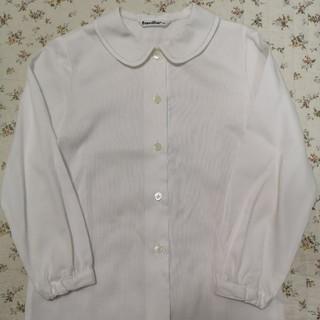 ファミリア(familiar)のファミリアのブラウス 120☆シャツお受験フォーマル(ブラウス)