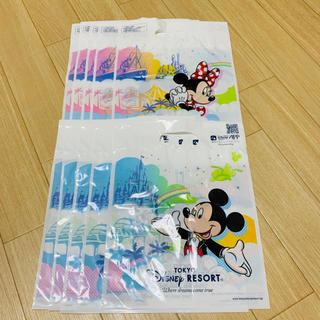 ディズニー(Disney)のディズニー ショップ袋 ショッパー ミッキー ミニー スタンダード(ショップ袋)