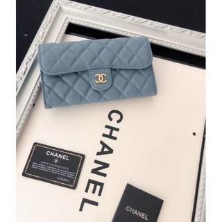 CHANEL - 【CHANEL】 シャネル 折り畳み財布