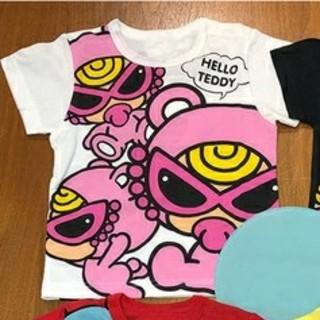 ヒステリックミニ(HYSTERIC MINI)の新品 ヒスミニ Tシャツ 0999(Tシャツ/カットソー)