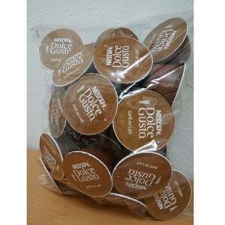 ネスレ(Nestle)のネスレドルチェグストカプセル カフェオレ 30杯分(コーヒー)