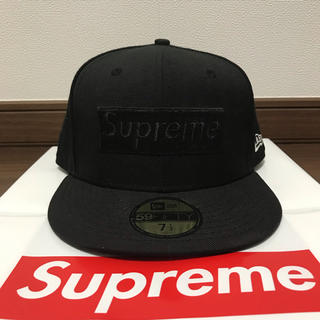 Supreme - Supreme 14AW Tonal Box Logo New era
