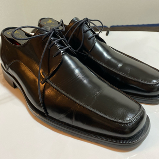 KATHARINE HAMNETT - 美品 キャサリンハムネット Uチップ 24.5 革靴 ビジネス