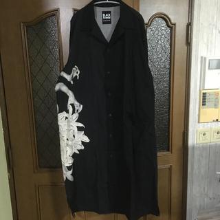 Yohji Yamamoto - ブラックスキャンダルヨウジヤマモト20SS 内田すずめ 百合阿修羅バックプリント