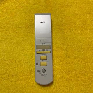エヌイーシー(NEC)のNEC照明リモコンRL31  新品(天井照明)