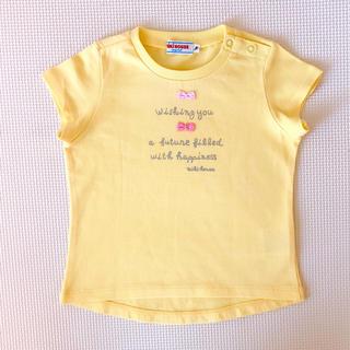 ミキハウス(mikihouse)の【美品】★ミキハウス★mikihouse★半袖Tシャツ★70-80(Tシャツ)