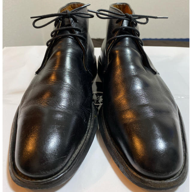 REGAL(リーガル)のREGAL リーガル チャッカブーツ 26.0 革靴 メンズの靴/シューズ(ブーツ)の商品写真