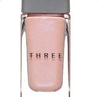 THREE - THREE スリー ネイル X32 HEART AND SOUL   限定色