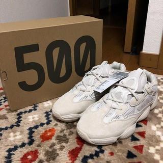 アディダス(adidas)のYeezy 500 BLUSH 27.5cm(スニーカー)