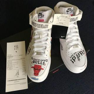 シュプリーム(Supreme)の27 SUPREME NIKE NBA TEAMS AIR FORCE 1(スニーカー)