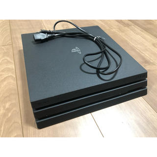 PlayStation4 - アップグレード用 PlayStation4 CUH-7100 本体+電源ケーブル