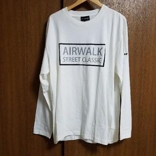 エアウォーク(AIRWALK)のAIRWALK カットソー 【新品】(Tシャツ/カットソー(七分/長袖))