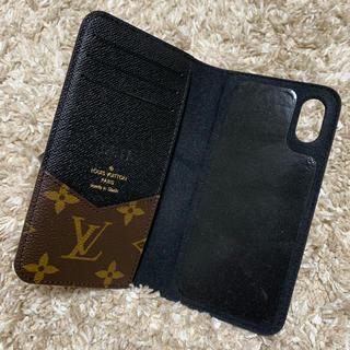 ルイヴィトン(LOUIS VUITTON)の【新品同様⭐️】ルイヴィトン モノグラム iPhone X XS ケース(iPhoneケース)