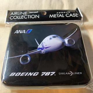エーエヌエー(ゼンニッポンクウユ)(ANA(全日本空輸))のANA ボーイング787メタルケース(航空機)