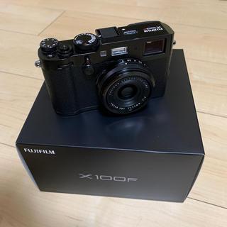 富士フイルム - FUJIFILM X100F ブラック