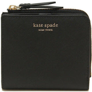 ケイトスペードニューヨーク(kate spade new york)の新品 ケイトスペード 財布 定期 二つ折り(名刺入れ/定期入れ)