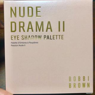 BOBBI BROWN - ボビイブラウン ヌードドラマIIアイシャドウパレット
