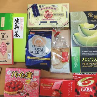 いろんなお菓子(菓子/デザート)