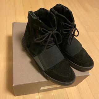 アディダス(adidas)のyeezy boost 750 triple black US10(スニーカー)