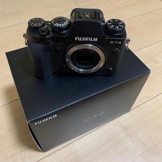 フジフイルム(富士フイルム)のFUJIFILM X-T2 ブラック(ミラーレス一眼)