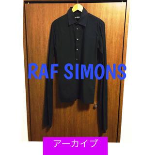 RAF SIMONS - RAF SIMONS(ラフシモンズ)アーカイブ シャツ
