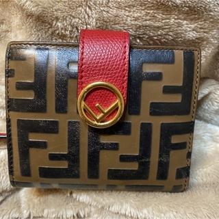 FENDI - FENDI 二つ折 財布