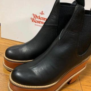 ヴィヴィアンウエストウッド(Vivienne Westwood)のVivienne Westwood ブーツ(ブーツ)