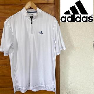 アディダス(adidas)のアディダス adidas ポロシャツ メンズ スポーツ ゴルフ 美品(ポロシャツ)