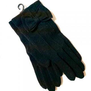 クレイサス(CLATHAS)の 新品 リボン クレイサス スマホ操作可能 スマホ対応(手袋)