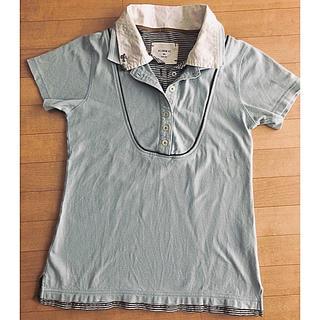 アズノウアズ(AS KNOW AS)のポロシャツ(ポロシャツ)