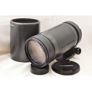 タムロン(TAMRON)のF04★TAMRON AF 200-400mm F5.6 ニコン用 #2664(レンズ(ズーム))