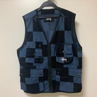 ステューシー(STUSSY)のStussy vest(ベスト)