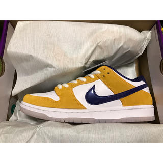 NIKE - NIKE SB DUNK LOW PRO LASER ORANGE 27.5