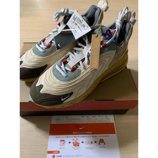 NIKE - 納品書 28cm NIKE Air Max 270 Travis Scott