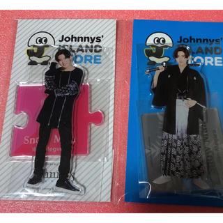 Johnny's - SnowMan 目黒蓮 アクリルスタンド 2個