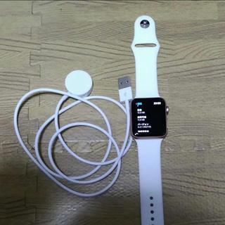 Apple Watch - Apple Watch series3  42mm  (GPS)