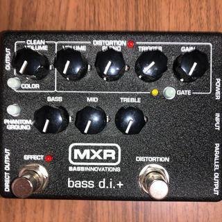 MXR M-80 BASS D.I 美品(ベースエフェクター)