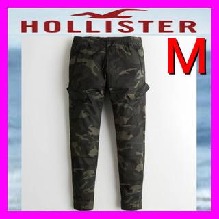 ホリスター(Hollister)の45ホリスター  HOLLISTER  スキニー M 新品 ジョガーパンツ迷彩(その他)