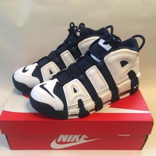 NIKE - 27.5 NIKE AIR MORE UPTEMPO OLYMPIC