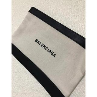 バレンシアガバッグ(BALENCIAGA BAG)のBALENCIAGA  クラッチバック 即購入可(セカンドバッグ/クラッチバッグ)