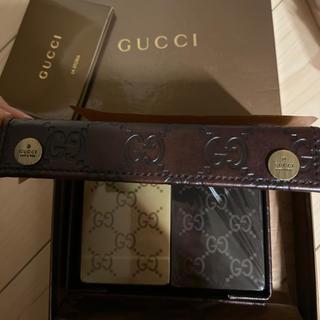 グッチ(Gucci)の送料込み 新品 GUCCI グッチ トランプ(トランプ/UNO)