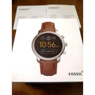 フォッシル(FOSSIL)のFOSSIL(フォッシル)スマートウォッチ/GEN3(腕時計(デジタル))