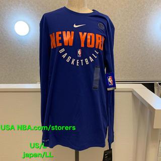 NIKE - USA nike NBA.com/store l/s NEWYORK
