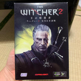 PlayStation4 - ウィチャー2 王の暗殺 PCゲーム 中古