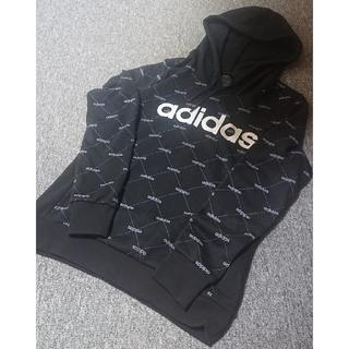 adidas - Adidas レディース  フード付きトップス